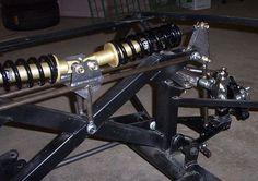 Barra de empuje de suspensión, voy a estar en ejecución EM este año ... - FFCars.com: Factory Five Racing Foro de Discusión
