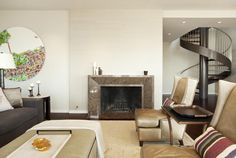 cool Pacific Heights Penthouse by De Meza + Architecture