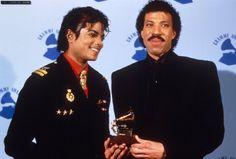 Michael e Lionel Richie