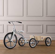 Converto Bike with Trailer / Restoration Hardware