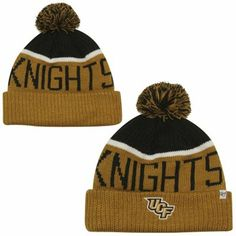 '47 Brand UCF Knights Calgary Knit Beanie - Gold/Black $20, on sale for $16
