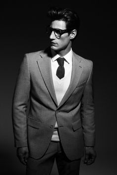 Zara Man Special Edition Autumn/Winter 2012: Refined Modern Elegance With Sophisticated Fabric Choices & Heritage Details