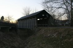 Ringos Mills Covered Bridge - Kentucky