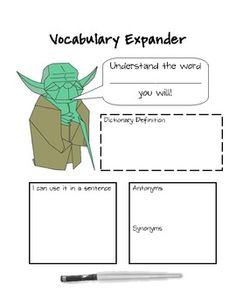 Reading Response Packet with fun Vocab page! Great for book club book for those reluctant 3-6 grade boys