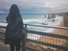 . 27 February Great Ocean Road  オーストラリアは自然がいっぱい .  #GreatOceanRoad #me #sea #beautiful #nice #view #blue #nature #sky #good #australia #melbourne #photooftheday #instapic #instagood by chihiro.k.0623