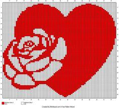 Cross Stitch Quotes, Cross Stitch Heart, Beaded Cross Stitch, Cross Stitch Alphabet, Crochet Cross, Cross Stitch Flowers, Cross Stitch Embroidery, Crochet Stitches Patterns, Loom Patterns
