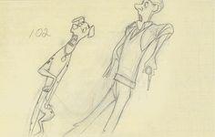 MILT KAHL - Disney Animator (Using Multiples for Exaggeration)