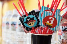 Printable Pirate Party