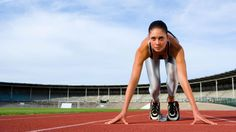 The Science of the 100-Meter Dash  (and How To Get Faster)