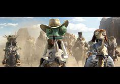 Rango - Óscar Melhor Filme de Animação, 2012