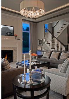 Fantastic Contemporary Living Room Designs   Interior stone walls ...