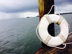 Boat life ring #nautical #photography