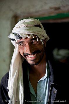Young farmer. Panjshir valley. Afghanistan