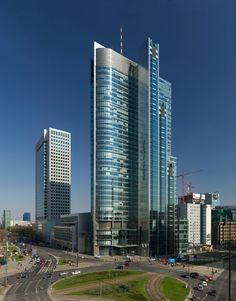 Rondo 1, Warsaw-Poland, 159 m, completion 2013, architect-SOM.