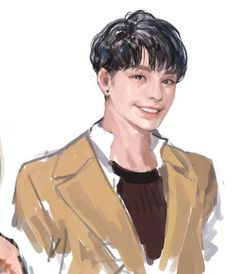 Fashion Painting, Fashion Art, Comic Drawing, List Of Artists, Korean Art, Drawing Challenge, Boy Art, Comic Artist, Looks Cool