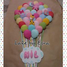 Baloon Balon kapı süsü Safari