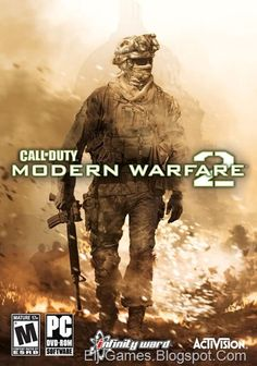 "Call of Duty: Modern Warfare 2   Call of Duty: Modern Warfare 2  Developer:Infinity Ward  Publisher:Activision  Genre:Shooter  Release Date:November 10 2009 (US)  About Call of Duty: Modern Warfare 2  Return to today's war front with the second chapter in the Modern Warfare series. Modern Warfare 2 continues the gripping and heart-racing action as players face off against a new threat dedicated to bringing the world to the brink of collapse. Playing as as Sgt. Gary ""Roach"" Sanderson your…"