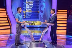 """Today, Douglas Kane helps wraps up gameplay at the end of an all-new week of #MillionaireTV. Now, he hopes to head into the big #MemorialDay weekend with a big win. How far will Douglas go? Don't miss Friday's """"Millionaire"""" with host Chris Harrison. Find your station at MillionaireTV.com."""