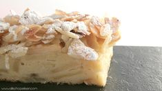 Recette du gâteau invisible aux pommes Manger Healthy, Dairy, Sweets, Cheese, Apple, Desserts, Food, Eat Fruit, Cooking Food