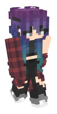 Girl Skins de Minecraft | NameMC Minecraft Skins Galaxy, Minecraft Skins Female, Minecraft Skins Aesthetic, Minecraft Girl Skins, Cool Minecraft Houses, Minecraft Blueprints, Lego Minecraft, Minecraft Crafts, Minecraft Designs