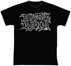 knupSilk - ESTAMPARIA/SERIGRAFIA: Brutal Truth