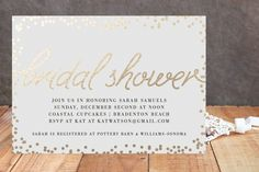 Starlight by Saltwater Designs at minted.com