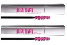 Maybelline Illegal Length Mascara Coupon: $1.00 off 1!