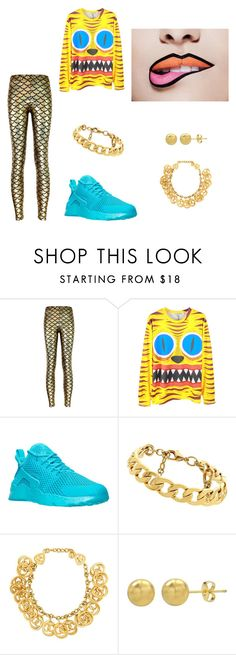 """""""M 50"""" by fadiamanzur on Polyvore featuring moda, NIKE, Juicy Couture y Chanel"""