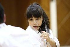 Kaori Kurita,  Shorinji Kempo