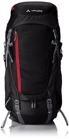 Vaude Asymmetric 52 8-Liter Backpack -- Awesome outdoor product. Click the image : Backpacks for hiking