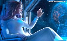 Epic Space Music Mix Most Beautiful & Emotional Music SG Arte Sci Fi, Sci Fi Art, Photomontage, Cosmos Image, Science Fiction, Space Music, Spaceship Interior, Cyberpunk Girl, Space Girl