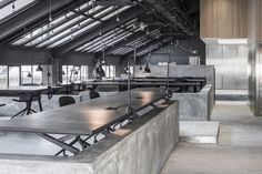 Flamingo Shanghai Office – The Attic - Picture gallery