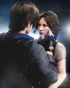 Helena e Leon