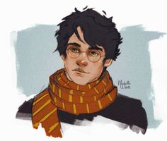 Harry Potter by Michelle's world of art