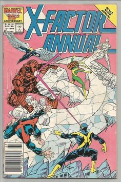 X-Factor Comic Book #9 Marvel Comics 1986 NEAR MINT NEW UNREAD