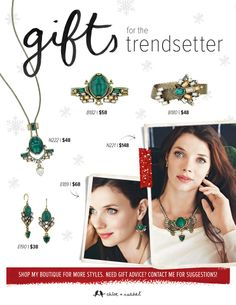 Save $50 off gifts for the trendsetter in your life today! We all have at least one to shop for, no? http://www.chloeandisabel.com/boutique/austinista