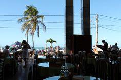 Restaurante na Praia de Ponta Negra