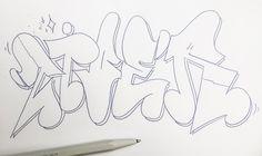 Graffiti Writing, Graffiti Alphabet, Graffiti Lettering, Wie Zeichnet Man Graffiti, Crown Art, Calligraphy Fonts, Tattoo Designs Men, Doodle Art, Collage Art
