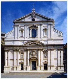 Church of Il Gesu - Exterior, Vignola