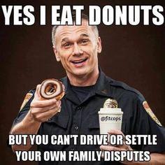 Cop Jokes, Cops Humor, Police Humor, Police Officer, Leo Police, Police Memorial, Police Lives Matter, Police Life, Wit And Wisdom