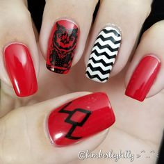 Twin Peaks Nails!