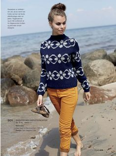 Intarsia Knitting, Hand Knitting, Crochet Tunic, Hand Knitted Sweaters, How To Purl Knit, Cardigan Pattern, Girls Sweaters, Knitwear, Knitting Patterns