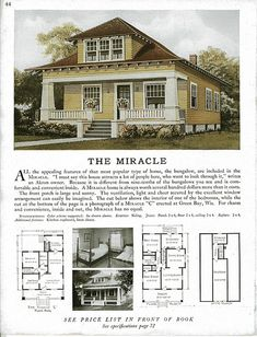 Sterling Kit House - The Miracle