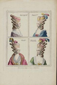 Gallerie des Modes, 1778.