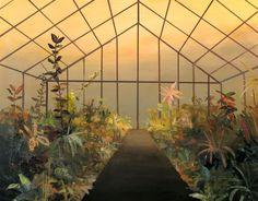 greenhouseinterior.jpg | Jeremy Miranda | Newry, ME