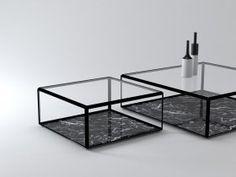 45° Coffee Table