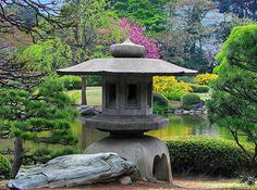 Would love to have my own Japanese Garden.  Creating peace, serenity and tranquility