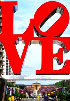 The City of Brotherly Love, Philadelphia (Photo by B. Krist for GPTMC)