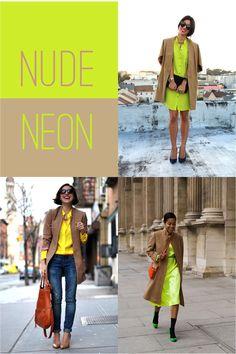 abrigo nude+neon