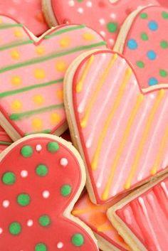 The Best Sugar Cookie Recipe - add 1tsp vanilla  1/2 tsp almond